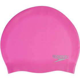 speedo Plain Moulded Cuffia in silicone, galinda